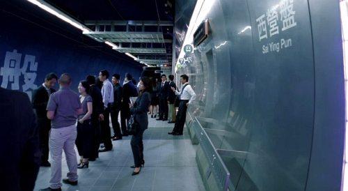 Microsoft: Productivity Future Vision, scene at Sai Ying Pun